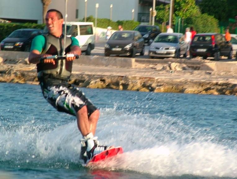 Wakeboard & Waterski