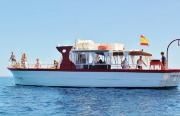 Petro Ibiza Boat