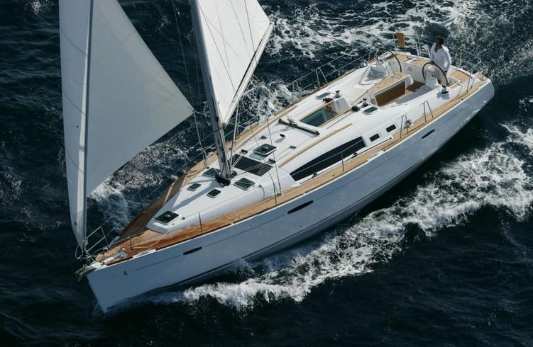 Beneteau 46 Sail Boat Ibiza