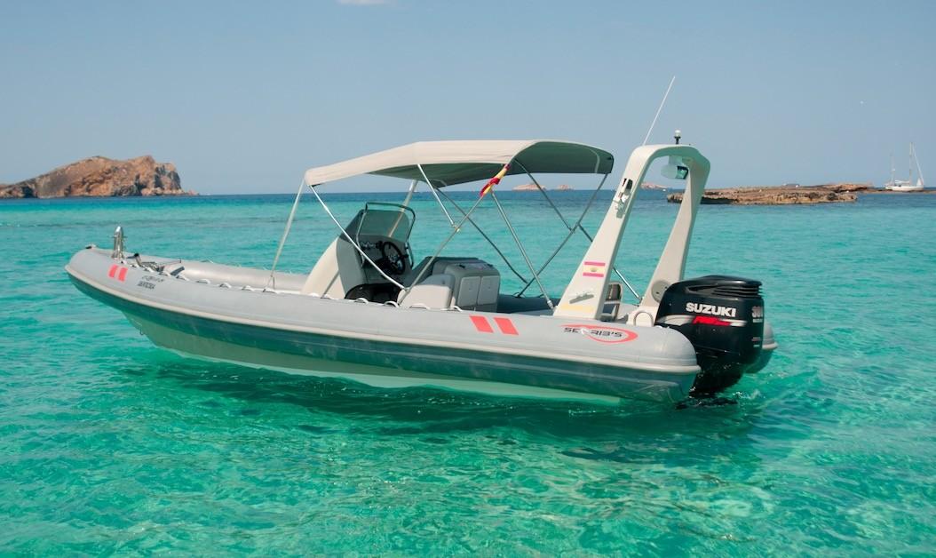 Sea Rib 760
