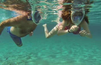Ibiza Snorkeling Cave Tour