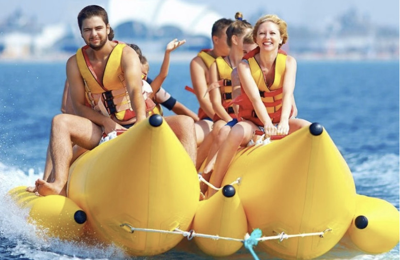 Ride Banana Boat