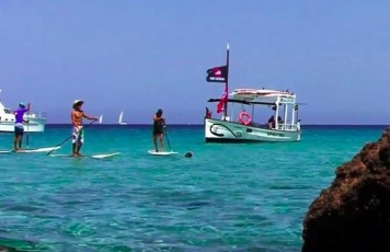 Paddle Surf Boat SUP