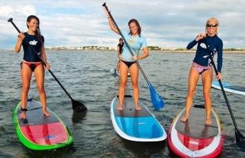 Paddle Surf hourly rental Ibiza