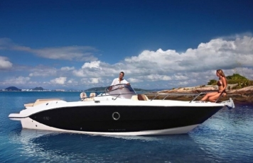 Sessa Key Largo 27 Speedboat
