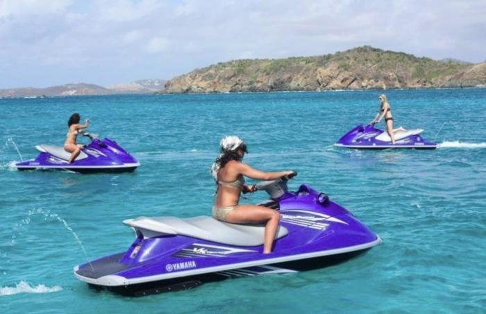 Jet Ski Safari To Margarita Island