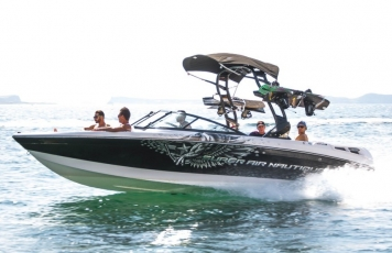 Wake Board Boat - Air Nautique