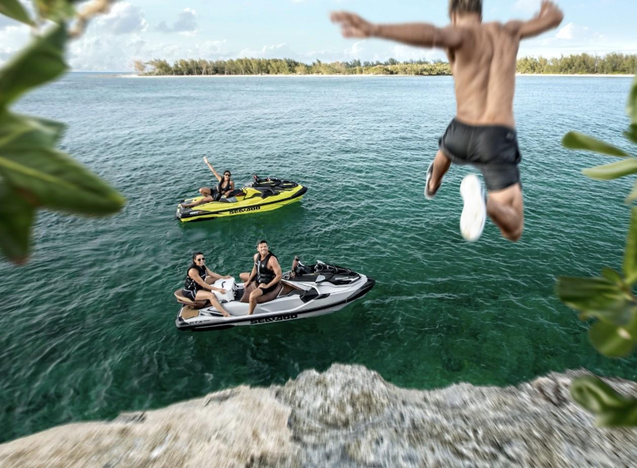 Jet Ski Tour + Snorkeling