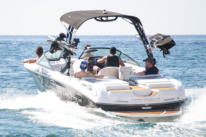 Super Air Nautique Price >> Wake Board Boat - Air Nautique San Antonio Port | Things to do Ibiza
