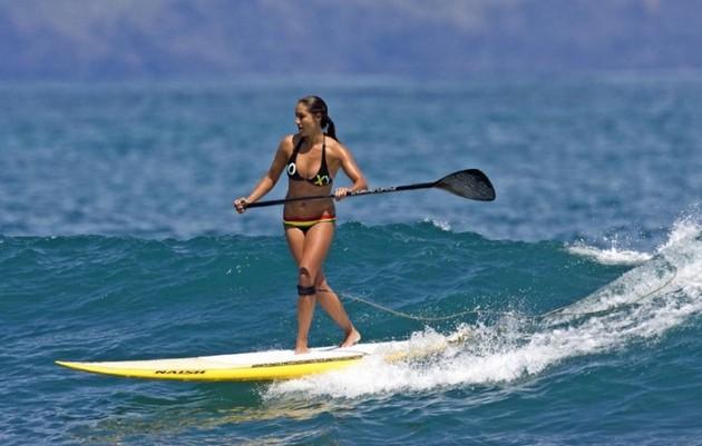 Ibiza surfing