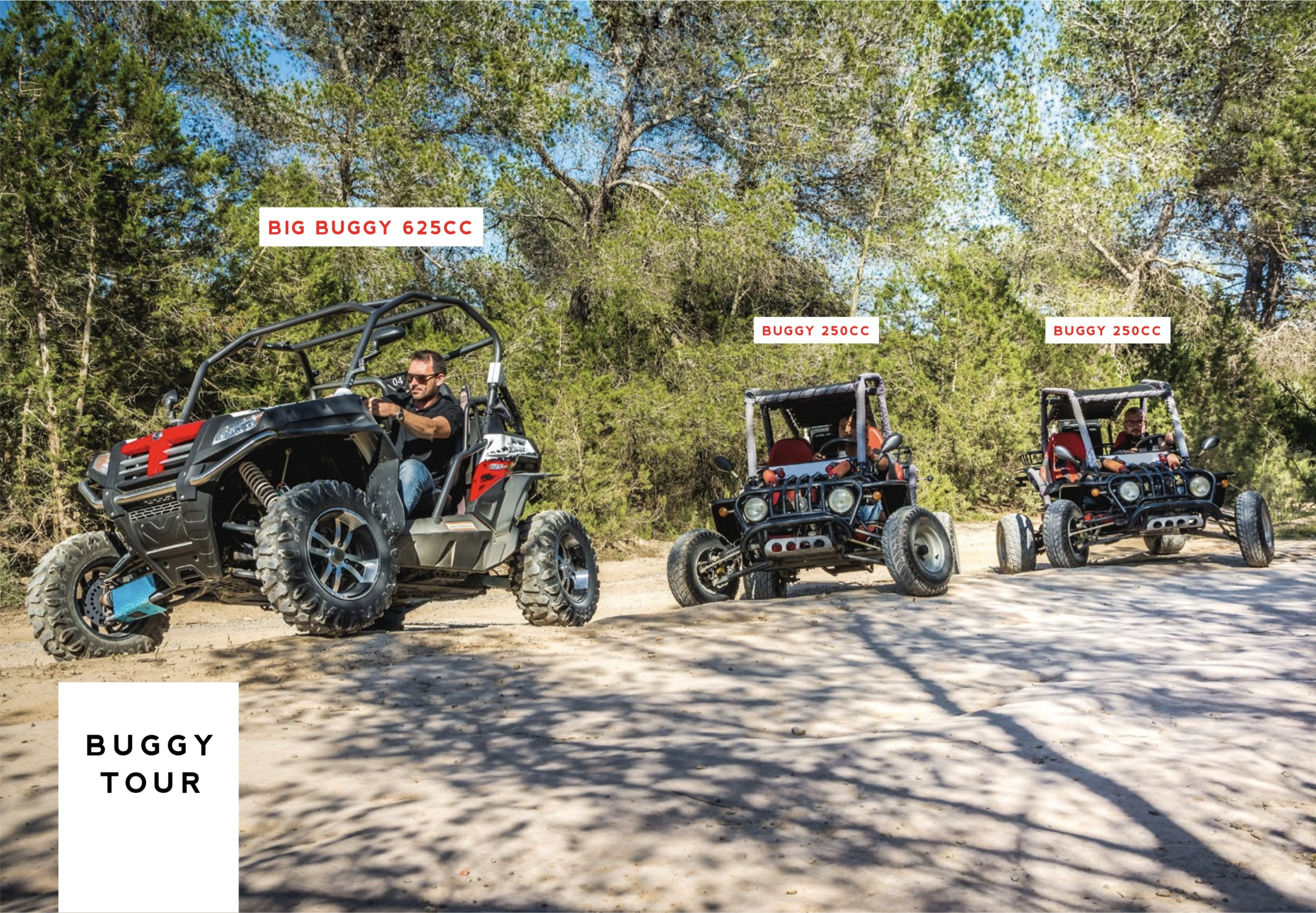 Buggy Tour in Ibiza